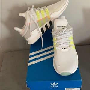 BNWT brand new in box adidas sneakers. EQT line.